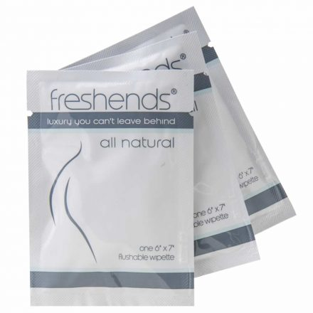 Freshends All Natural Towelettes