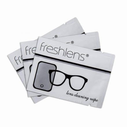 Freshlens Towelettes Lens Cleaning Wipe